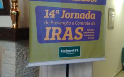 14º Jornada de Prevenção e Controle de IRAS