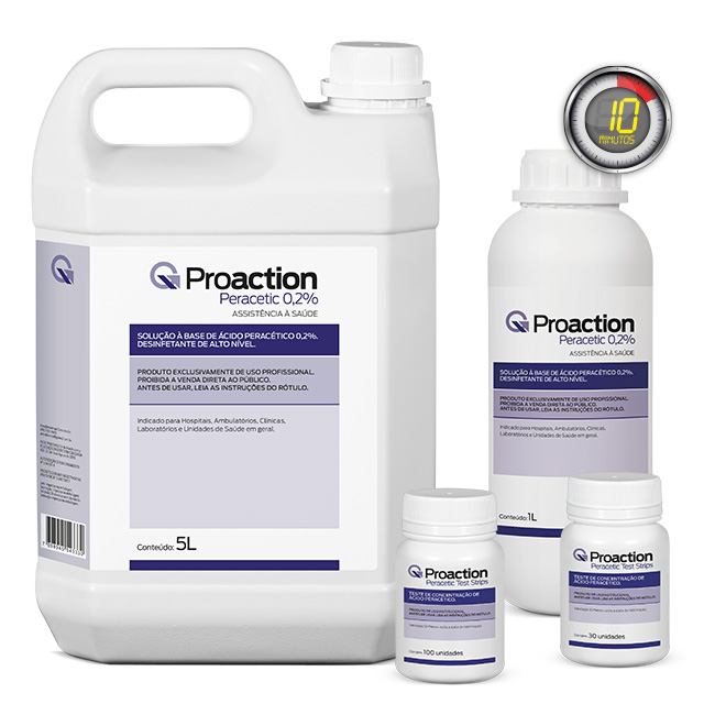 Proaction – Peracetic 0,2%