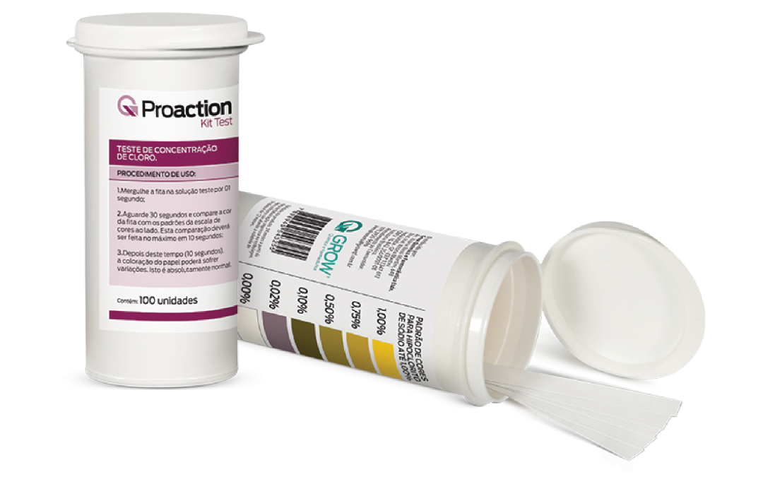 PROACTION – KIT TEST