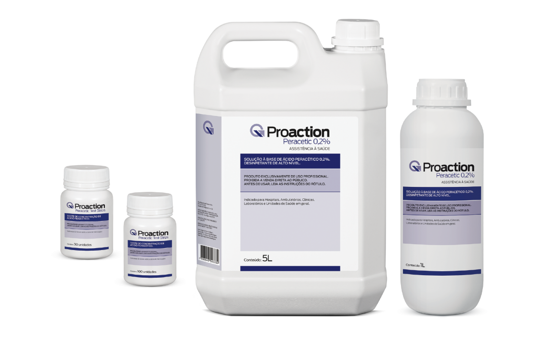 PROACTION – PERACETIC 0,2%